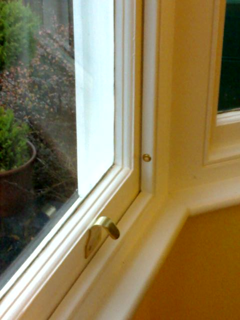 sash window frame